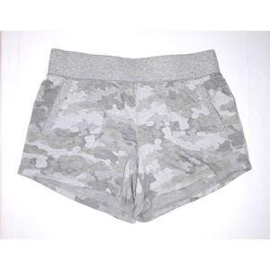 Athletic Lounge Gray Camo Shorts